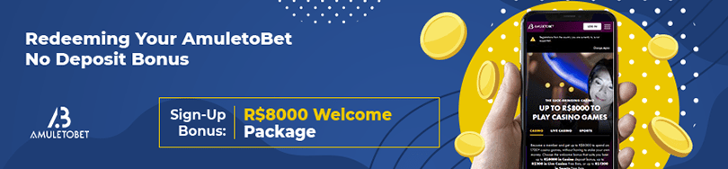 AmuletoBet Casino Bonuses
