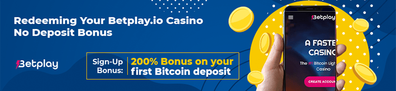 Betplay.io Casino Bonus