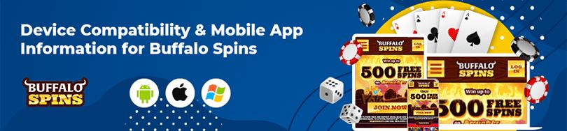 Buffalo Spins Casino Device Compatibility