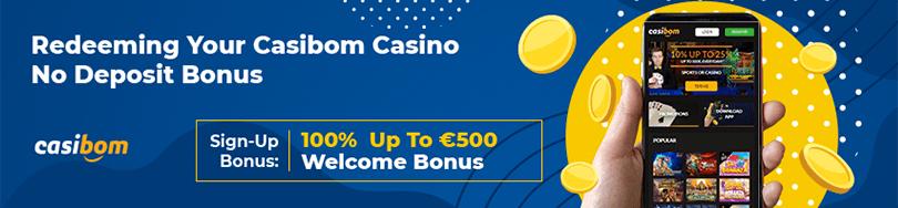 Casibom Casino Bonus Offers