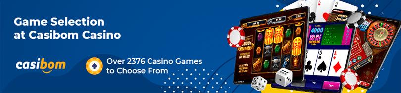 Casibom Casino Game Selection