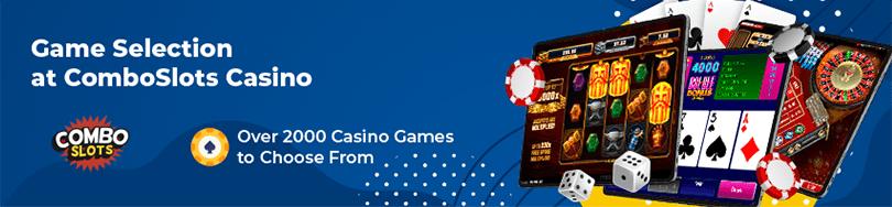 Comboslots Casino Game Selection