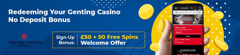 Genting Casino Casino Bonus