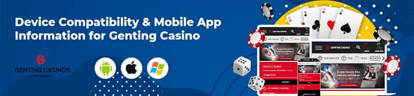 Genting Casino Device Compatibility