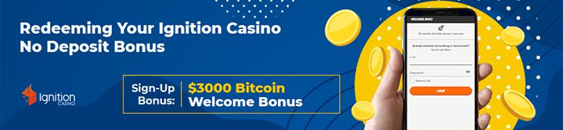 Ignition Casino No Deposit Bonuses