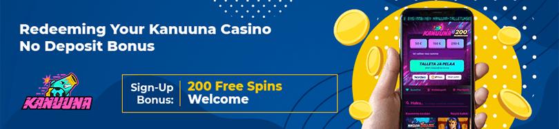 Kanuuna Casino Bonus