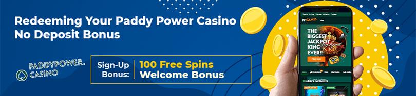 Paddy Power Casino Bonuses