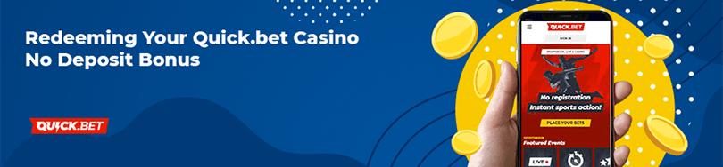 Quickbet Casino Bonuses