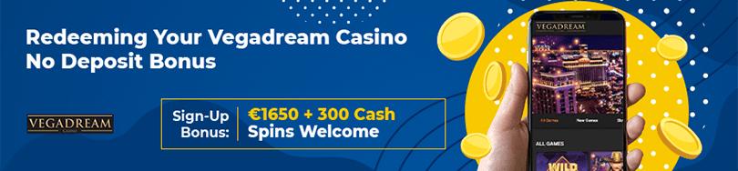 Vegadream Casino Bonus