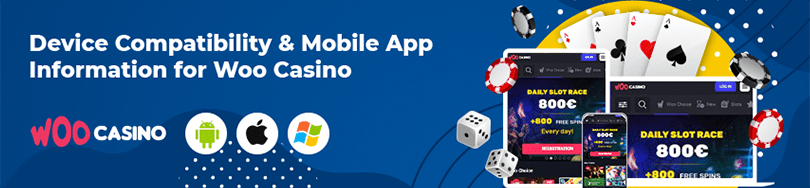 Woo Casino Device Compatibility