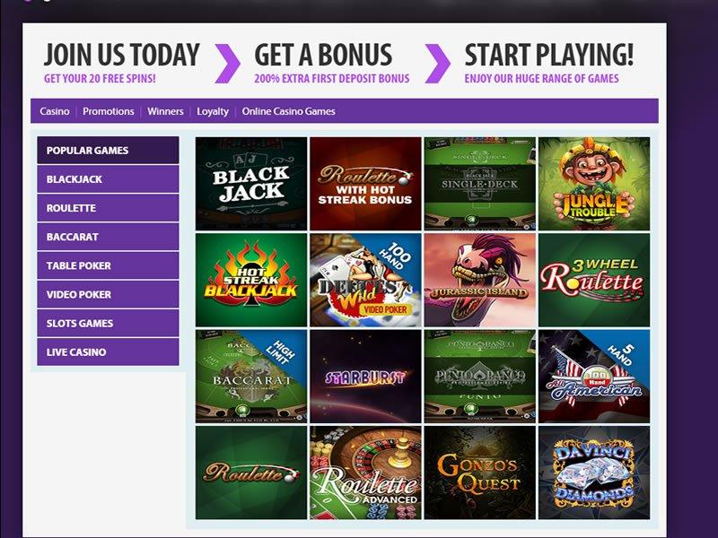 BGO Casino software