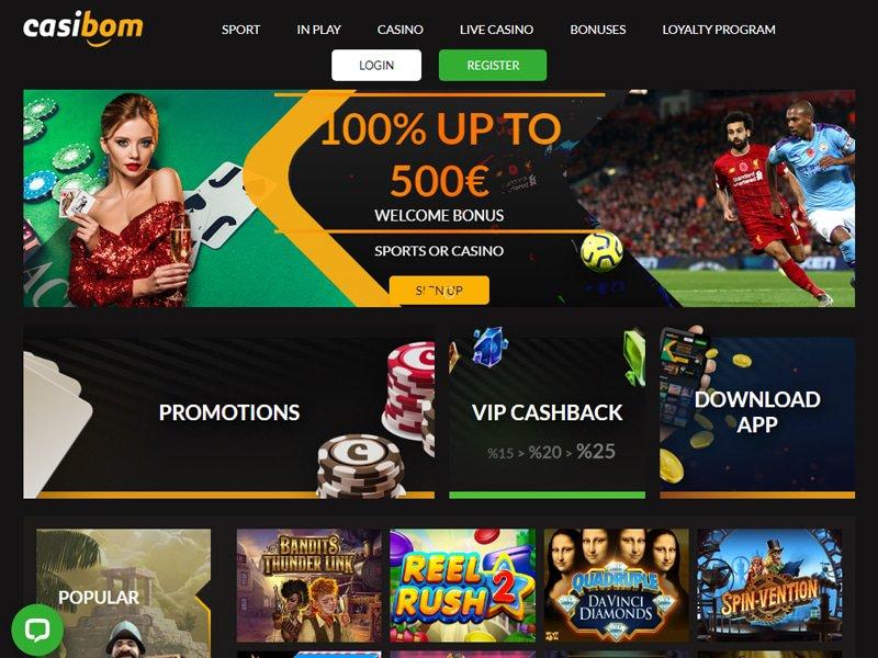 Casino Casibom website