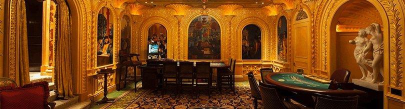 UK land-based casino bonuses
