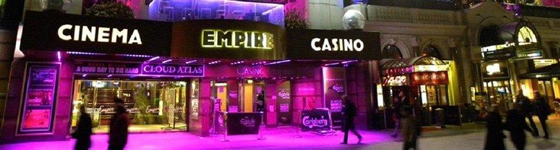 United Kingdom Land-Based Casino Bonuses
