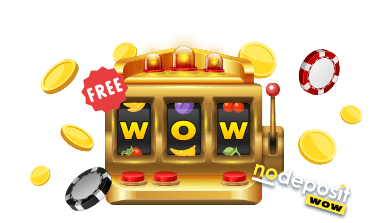 nodepositwow top no deposit free spins