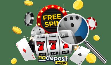 nodepositwow how to find bonus