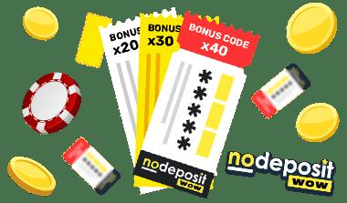 no deposit wow how to find free spins bonus