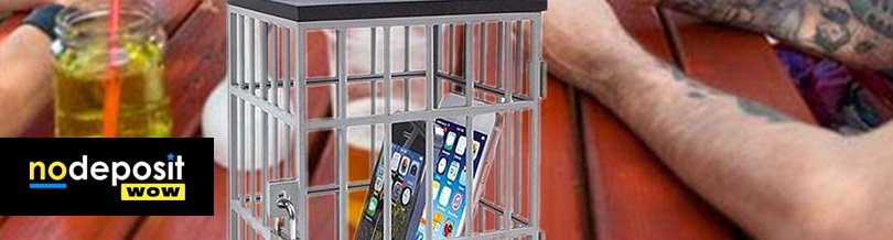 The Mobile Phone Jail Cell