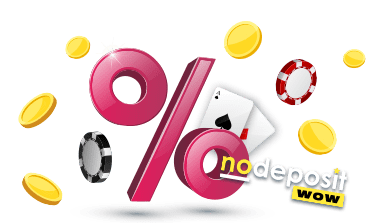 no deposit wow game payout percentages