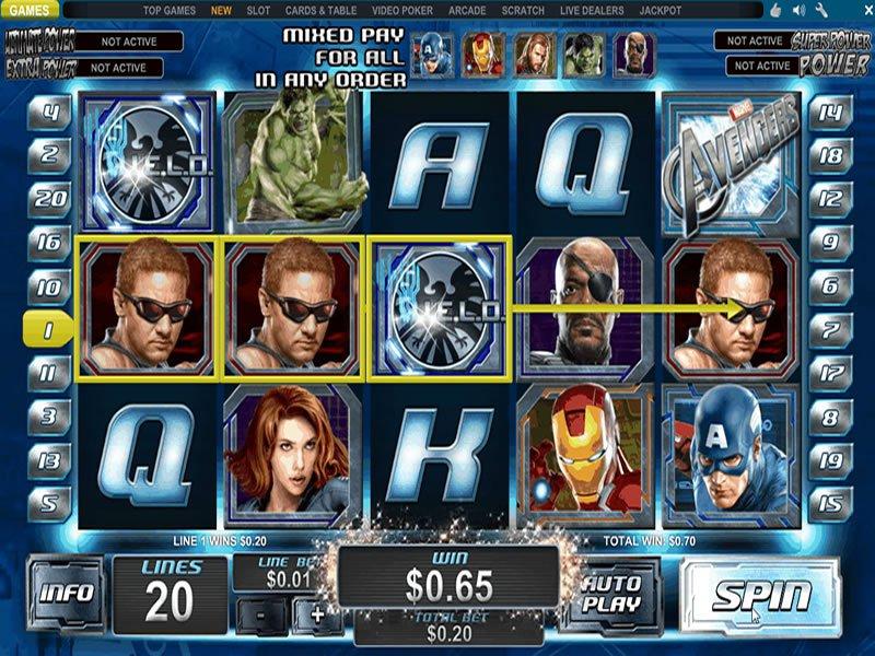 Sky Vegas Casino software