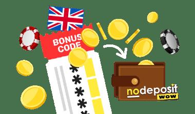 nodepositwow.com Withdrawing No Deposit Codes