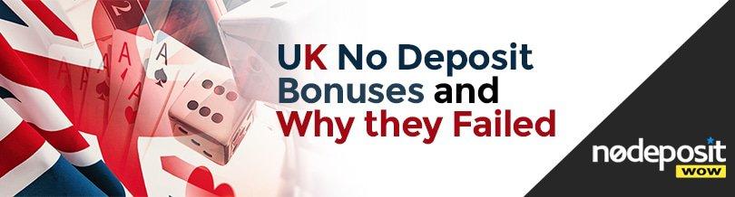 Popular No Deposit Bonuses